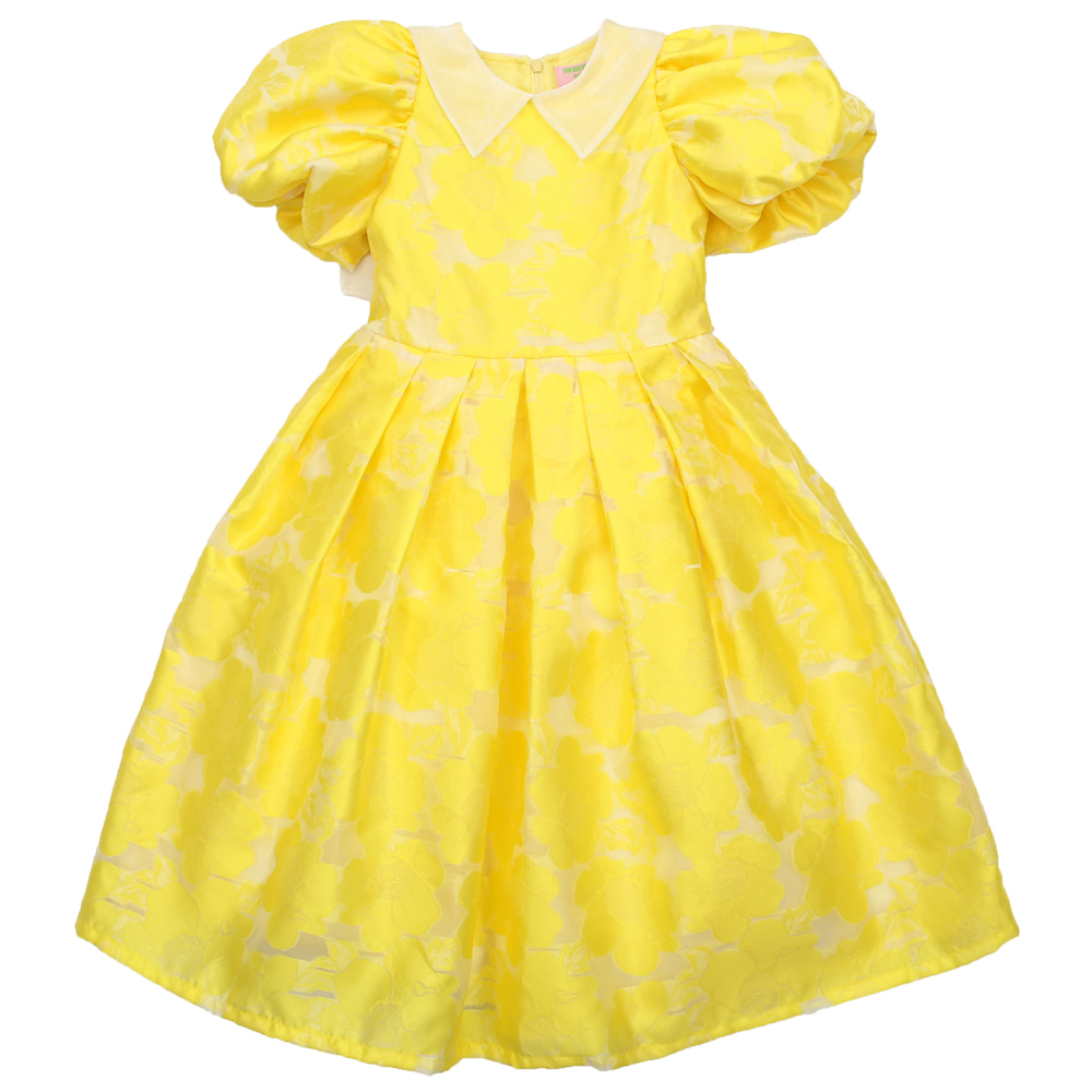 [프리오더 10%할인적용 129,000→116,100] 2021 Birthday girl dress (YELLOW)