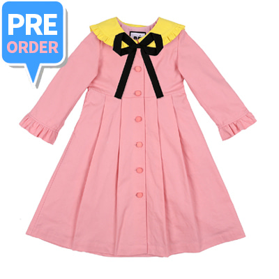 [PRE-ORDER] Spring princess trench coat x dress