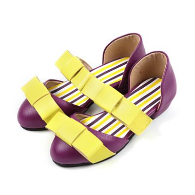 BEBEBEBE Ribbon shoes