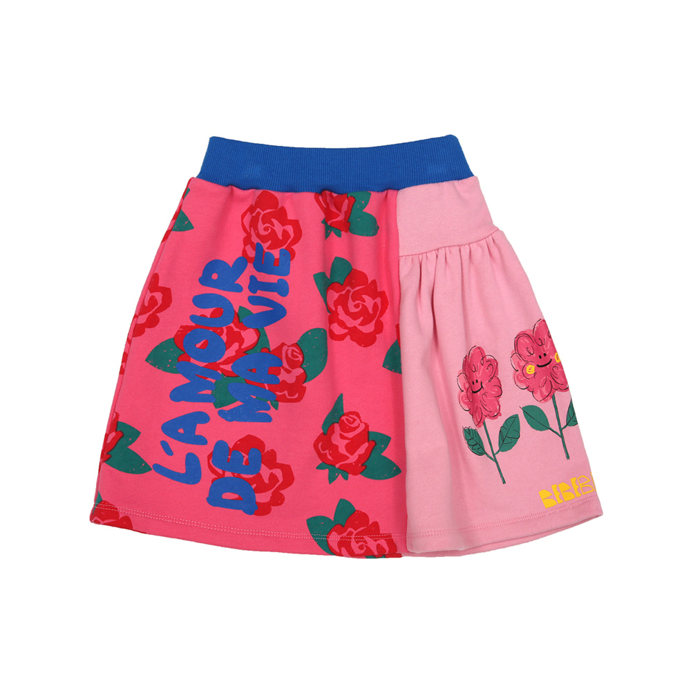 [바로배송] L'amour de ma vie skirt + shorts