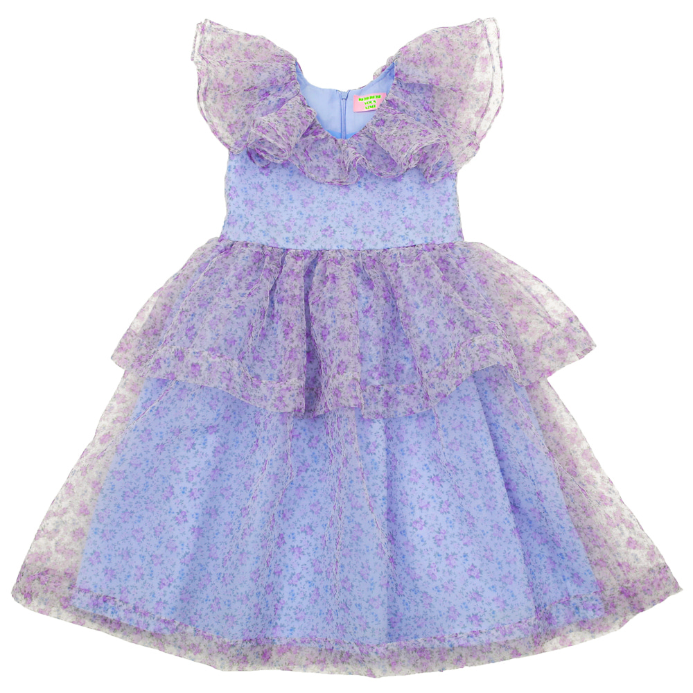 [프리오더 10%할인적용 129,000→116,100] 2021 Birthday girl dress (FLOWERS)